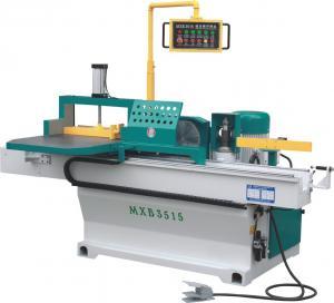 Wholesale MXB3515 Hydraulic semi-automatic comb tenon mortising machine from china suppliers