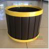 Buy cheap WPC garden flowerpot OLDA-7012 round flowerpot Φ390 x 340mm from wholesalers