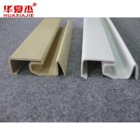 Wholesale Plastic Storage Wall Panels Grey Slatwall Panels For Garage or Shops from china suppliers