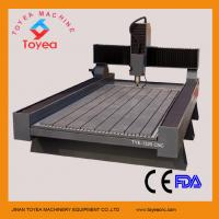 Wholesale Marble CNC Cutting machine with 4500W constant power spindle TYE-1325C from china suppliers
