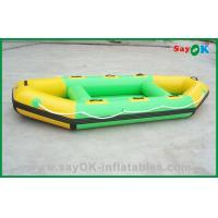 Wholesale Heat Sealed 0.7MM PVC Inflatable Boats Kids Inflatable Water Toys from china suppliers