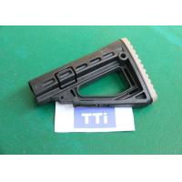 Quality Single cavity High precision Plastic Injection Molded Parts Weapon / Gun Cover Products for sale