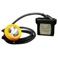 Wholesale 6.6Ah Rechargeable li-ion battery LED Mining Headlamp portable coal underground mining light from china suppliers