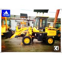 Wholesale 1.0 ton  Chinese famous brand small loader with front end wheel loader for sale from china suppliers