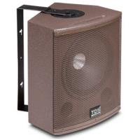 Wholesale High Power Co-axial PA Monitor Speakers with Concentric Driver 15 Inch Brown Enclosure from china suppliers