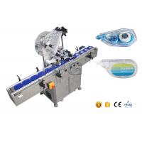 Wholesale Box Labeling Flat Surface Automatic Label Applicator With Collection Work Table from china suppliers
