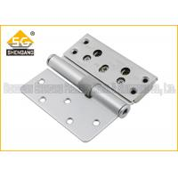 Wholesale Detachable 3d Adjustable Butt Gold Hinge Support Zinc Alloy / Iron Material from china suppliers
