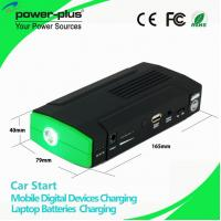 Quality Car Battery Power Portable Car Jump Starter / Car Battery Chargers 13600mAh 500A for sale