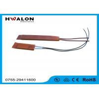 Wholesale Custom 220V Insulating Thin Film Heater PTC Thermistor For Hair Dryer / Gun Glue from china suppliers