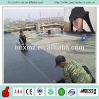 Buy cheap China competitive price EPDM flat roofing rubber waterproof membrane from wholesalers