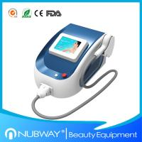 Wholesale Tri cooling 12 hours constant working Portable diode laser hair removal machine easy work from china suppliers