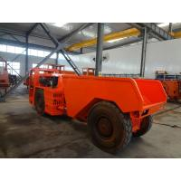 Wholesale Mini Truck 5 Tons Low Profile Dump Truck Underground Mining Trucks Tunneling Truck from china suppliers