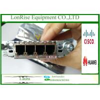 Wholesale Cisco Catalyst VIC2-4FXO 2960 Stack Module VIC2-4FXO - 4- port Voice / Fax Interface Card from china suppliers