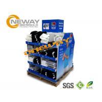 Wholesale Cosmetic Cardboard Display Stands Shopping Malls Retail Display Racks from china suppliers