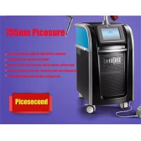 Wholesale Picosure 532nm / 755nm / 1064nm ND YAG Laser Machine Tatto Removal Machine from china suppliers