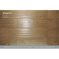 Wholesale Engineered Hand-scraped Multi Layer Flooring Customized For Office Glueless from china suppliers