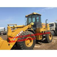 Wholesale Strong Frame Small Wheel Loader Operating Weight 10T With FOPS Cabin from china suppliers
