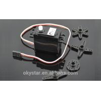 Wholesale Servo 360 Degree Electric Car Chassis Remote Control DC Gear Motor from china suppliers