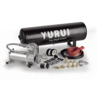 Wholesale Heavy Duty Air Suspension Pump With Durable 2.0 Gallon Tanks from china suppliers
