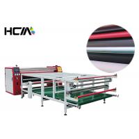 Wholesale Automatic Textile Heat Transfer Printing Machine Creative 1.9m Width Oil Rotary Drum from china suppliers