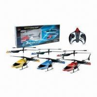 Wholesale 2-Channel I/R Mini Helicopter, Made of Nylon Material from china suppliers