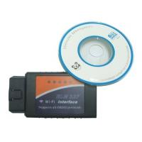 Wholesale WIFI ELM327 OBD2 Car Scan Tool Support for iPhone ipad iPod from china suppliers