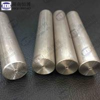 Wholesale Fuel Cell Pure Magnesium Extrusion , Magnesium Refill Rod AZ31/61/91 from china suppliers