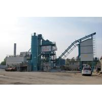 Wholesale 160Tph 2000 Model Continuous Asphalt Mixing Plant With 30ton Bitumen Tank from china suppliers