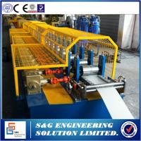 Buy cheap Fully Automatic Rolling Shutter Forming Machine PU Foam Production Line 0.22 - 0.35mm Thickness from wholesalers