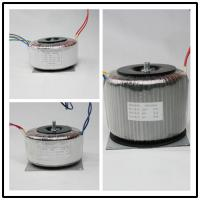 Quality Low Voltage Toroidal Transformer Power Supply High Electrical Performance for sale