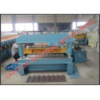 Wholesale IT6 Roof Panel Roll Forming Machine for Steel and Aluminium Roof Sheets from china suppliers