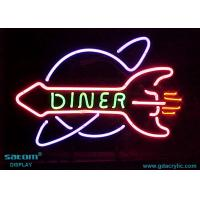 Wholesale Bright-coloured Custom Neon Signs , Free Design Pattern Provided from china suppliers
