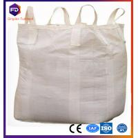 Wholesale White Flexible Intermediate Bulk Containers Virgin Pp White Fibc Big Bag 1 Ton from china suppliers