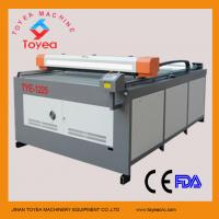 Wholesale 150W laser tube Lettro controlling system Laser Cutting cutter machinery TYE-1225 from china suppliers