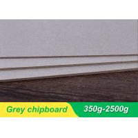China 1000gsm 1.6mm gray board paper for hard book cover and calendar on sale