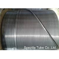 Wholesale Welded stainless steel coil tubing heat exchanger Wall Thickness 0.50MM - 2.11MM EasyClean from china suppliers