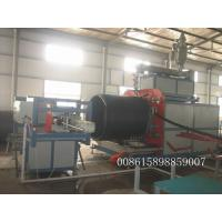 Wholesale Large Diameter HDPE Plastic Pipe Production Line 200mm - 3000mm With PLC Control from china suppliers