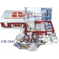 Wholesale Plastic box first aids kits for travel , home , car / First Aid  Box from china suppliers
