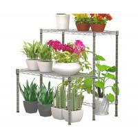 Wholesale Unique Decorative Outdoor Furniture Plant / Flower Display Rack 50 * 60 * 60CM from china suppliers