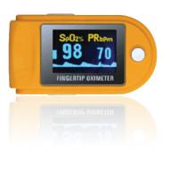 Wholesale Portable Digital Fingertip Pulse Oximeter Monitoring SPO2 PR with Alarm for Baby from china suppliers