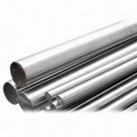 Wholesale Stainless steel round bars, 2 to 300mm diameter and 2B, BA, hair line, number 1/4 and mirror finish from china suppliers