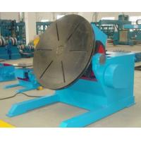 Wholesale 1000KG Rotary Tilting Welding Positioner Auxiliary Welding Equipment Danfoss VFD Change Speed from china suppliers