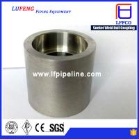 Wholesale Forged High Pressure Pipe Fittings Socket Weld 1 4 npt Half Coupling from china suppliers