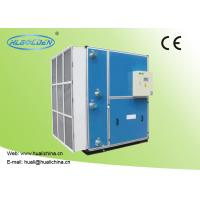 Buy cheap Vertical Small 4-Rows Air Handing Units With High Static Pressure from wholesalers