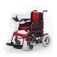 Wholesale Popular Simple Outdoor Power Wheelchair , Battery Powered Wheelchair CE Approved from china suppliers