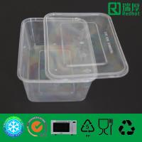 Quality PP Disposable Take Away Food Container 650ml for sale