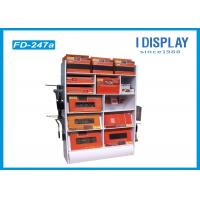 Quality Corrugated Retail Cardboard Displays Stands For Outdoor Picnic Equipment for sale