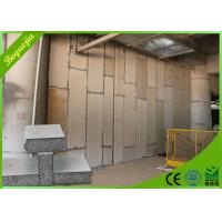 Wholesale Fast Install CE ISO approved 90mm precast concrete sandwich panels from china suppliers