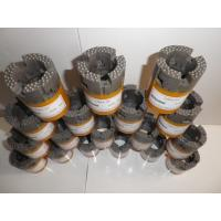 Wholesale Ultramatrix Diamond Core Bits PQ 25mm , Stage 3 UMX Bit For Very Hardness Rocks Drilling from china suppliers