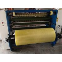 Wholesale Auto PVC / PET Adhesive Tape Slitting Machine Paper Roll Cutter Slitter from china suppliers